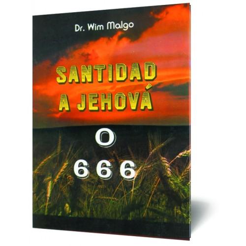 Santidad a Jehová o 666