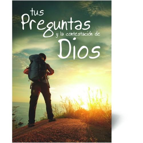 Tus preguntas y la contestación de Dios